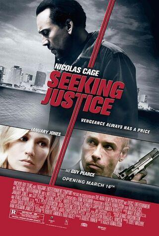 Seeking Justice (2011) Main Poster