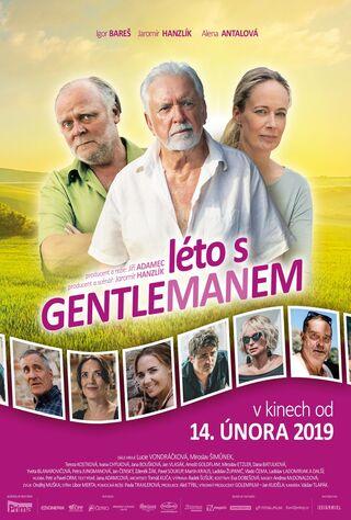 Léto S Gentlemanem (2019) Main Poster