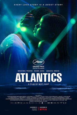 Atlantics (2019) Main Poster
