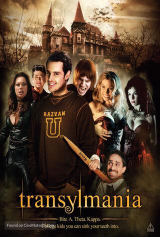 Transylmania (2009) Main Poster