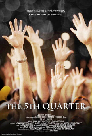 The 5th Quarter (2011) Main Poster