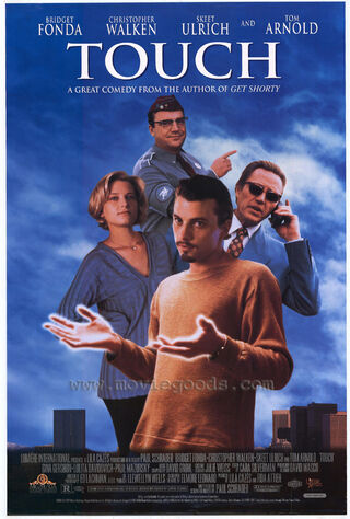 Touch (1997) Main Poster