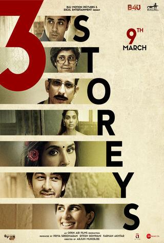 3 Storeys (2018) Main Poster
