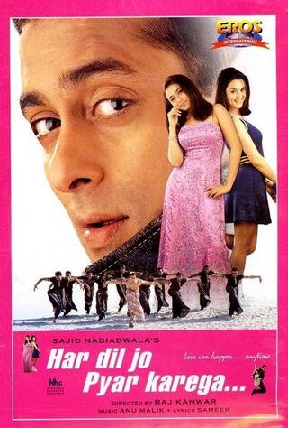 Har Dil Jo Pyar Karega... (2000) Main Poster