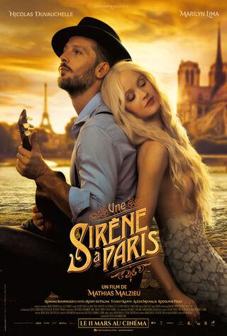 Mermaid In Paris (2020) Main Poster