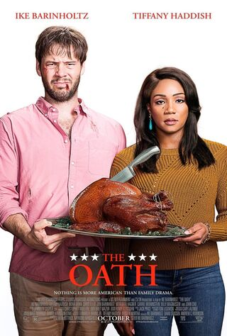 The Oath (2018) Main Poster