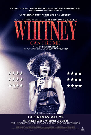 Whitney: Can I Be Me (2017) Main Poster