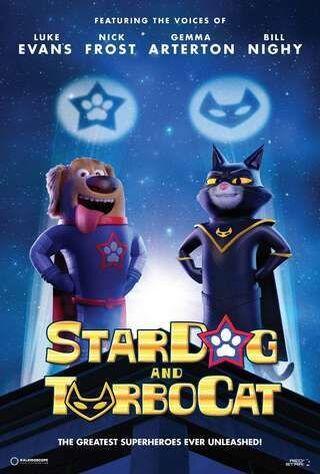 StarDog And TurboCat (2019) Main Poster