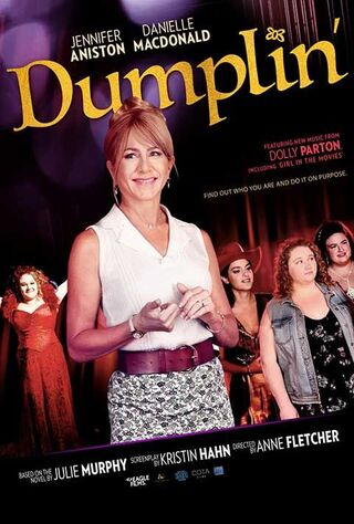 Dumplin' (2018) Main Poster