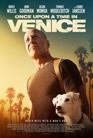 Once Upon A Time In Venice (2017) Main Poster