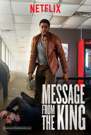 Message From The King (2017) Main Poster
