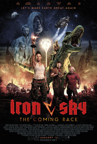Iron Sky: The Coming Race (2019) Main Poster