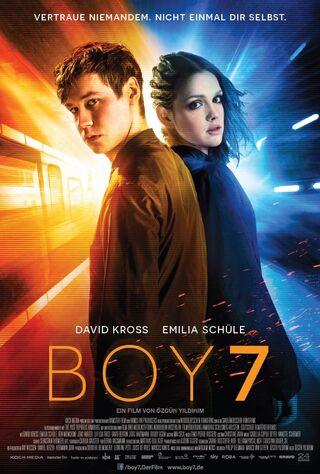 Boy 7 (2015) Main Poster