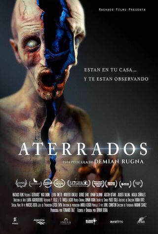 Terrified (2018) Main Poster