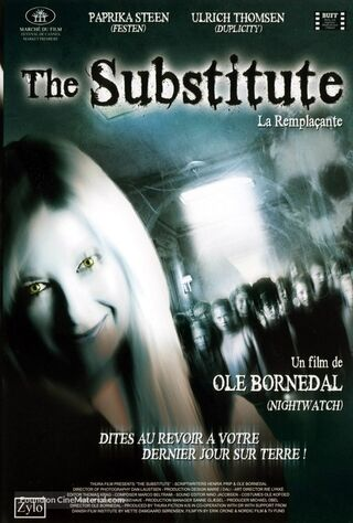 The Substitute (2007) Main Poster