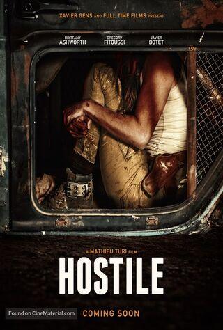 Hostile (2018) Main Poster