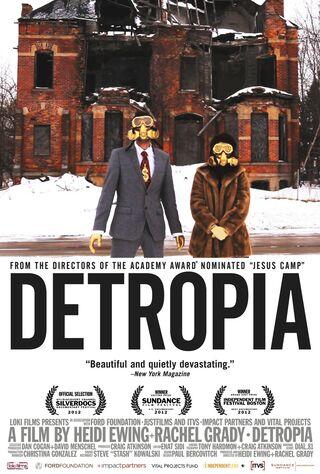Detropia (2012) Main Poster