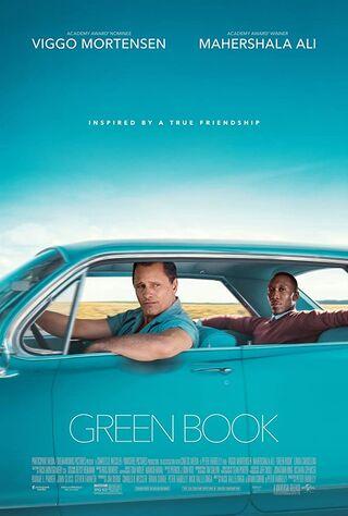Green Book (2018) Main Poster