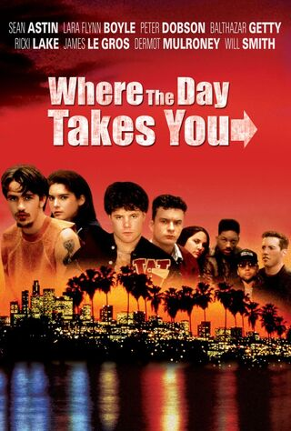 Where The Day Takes You (1992) Main Poster