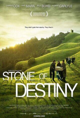 Stone Of Destiny (2008) Main Poster