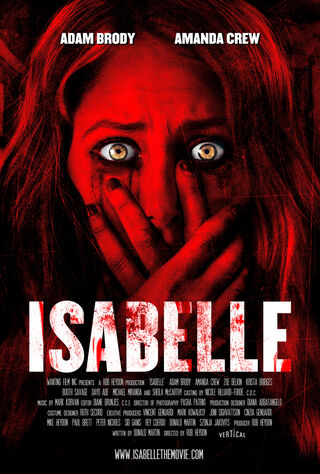 Isabelle (2019) Main Poster
