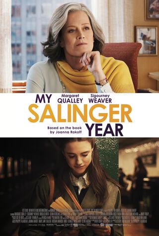 My Salinger Year (2021) Main Poster
