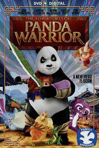 The Adventures Of Panda Warrior (2016) Main Poster