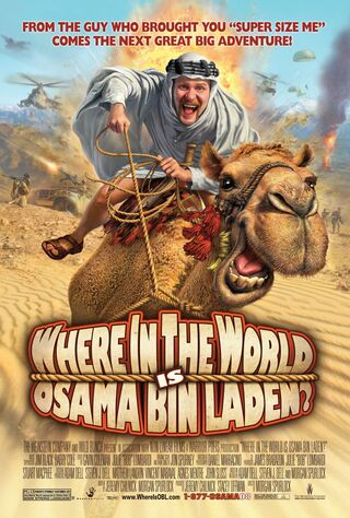 Where In The World Is Osama Bin Laden? (2008) Main Poster