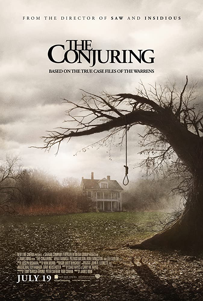 The Conjuring (2013) Main Poster