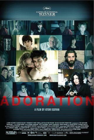 Adoration (2009) Main Poster