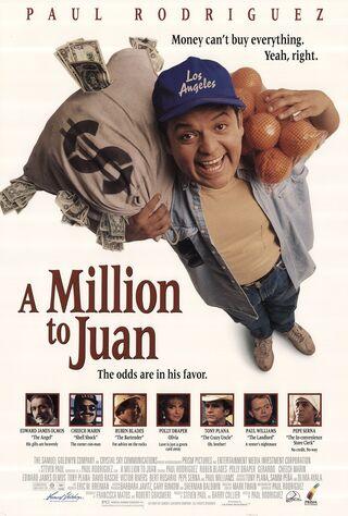 A Million To Juan (1994) Main Poster