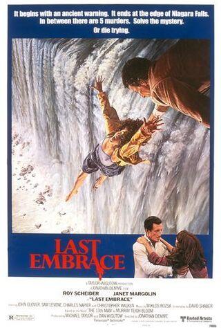 Last Embrace (1979) Main Poster