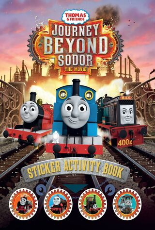 Thomas & Friends: Journey Beyond Sodor (2017) Main Poster