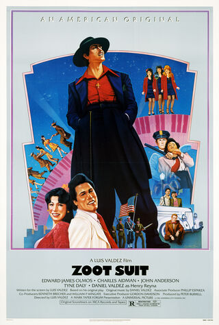 Zoot Suit (1982) Main Poster
