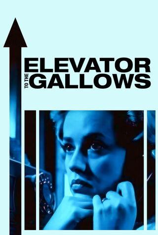 Elevator To The Gallows (1958) Main Poster