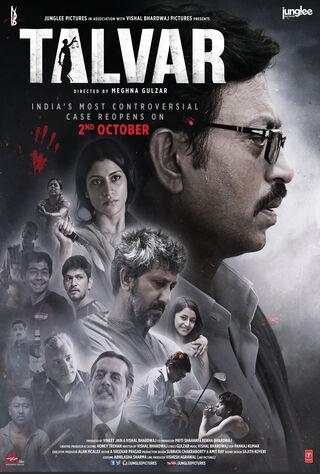 Talvar (2015) Main Poster