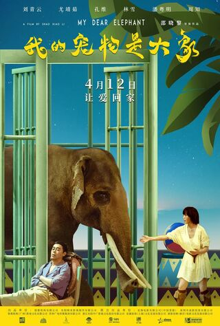 My Dear Elephant (2019) Main Poster