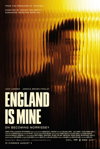 England Is Mine (2017) Main Poster