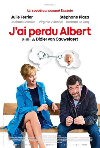 I Lost Albert (2018) Main Poster