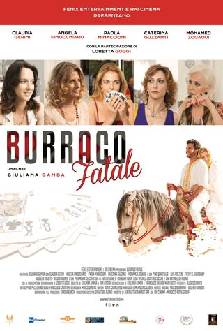 Burraco Fatale (2020) Main Poster