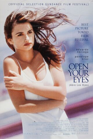 Open Your Eyes (1997) Main Poster