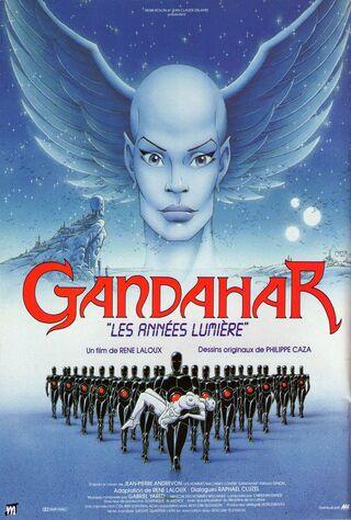 Gandahar (1989) Main Poster