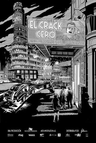 The Crack: Inception (2019) Main Poster