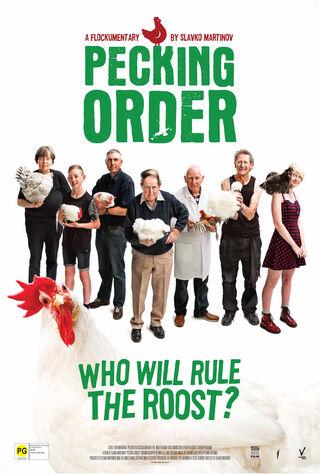 Pecking Order (2017) Main Poster