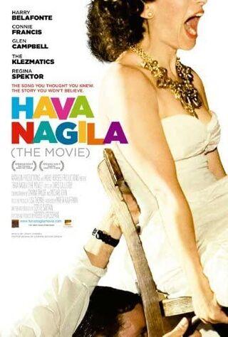 Hava Nagila (2013) Main Poster