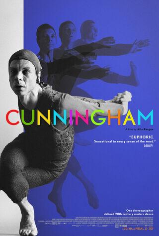 Cunningham (2019) Main Poster