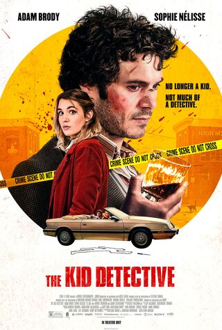 The Kid Detective (2020) Main Poster