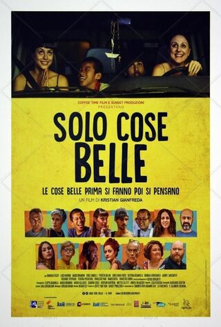 Solo Cose Belle (2019) Main Poster