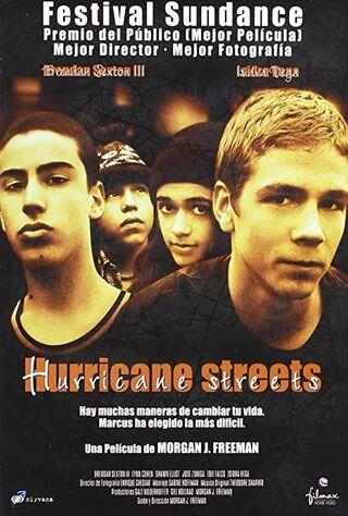 Hurricane Streets (1998) Main Poster