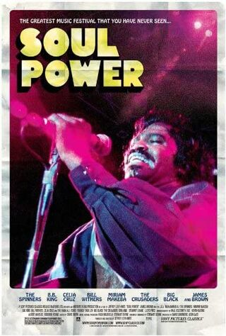Soul Power (2009) Main Poster